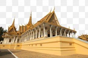 Cambodia's Famous Royal Palace - Angkor Wat Royal Palace, Phnom Penh Tonlxe9 Sap National Museum Of Cambodia Mekong PNG