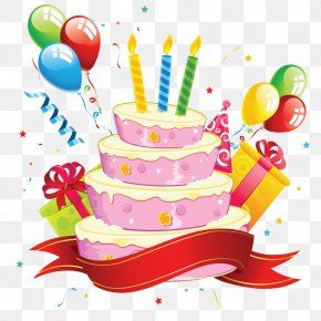Birthday Cake - Birthday Cake Cupcake Clip Art PNG