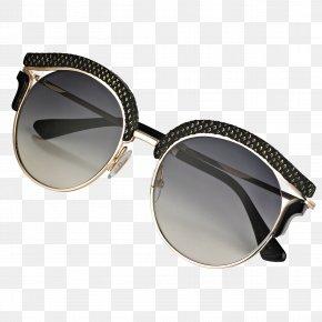 Sunglasses - Goggles Sunglasses Jimmy Choo PLC Eye PNG