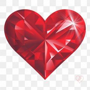 Heart Gold - Love Desktop Wallpaper Clip Art PNG