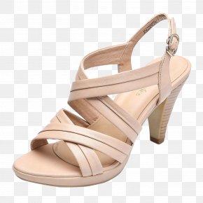 Light Pink, Classic Cross Bar, High Heels - Shoe High-heeled Footwear Pink PNG