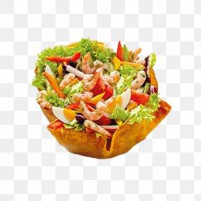 Salad - Vegetarian Cuisine Salad Spanish Omelette Recipe Nordsee PNG