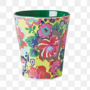 Mug - Mug Plastic Melamine Cup Flowerpot PNG