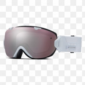 Smith Goggles - Goggles Brillen & Sonnenbrillen Sunglasses Gafas De Esquí PNG