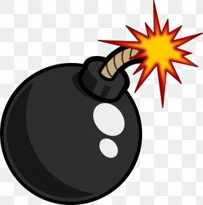 Bomb - Bomb Cartoon Clip Art PNG