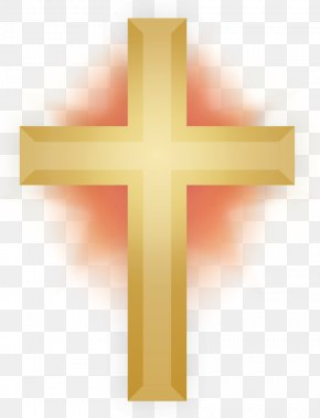 Cross - Christian Cross Christianity Clip Art PNG