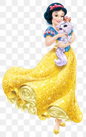 Little Kitten Cliparts - Snow White And The Seven Dwarfs Belle Princess Aurora Disney Princess PNG