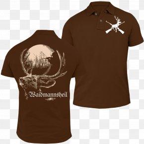 T-shirt - T-shirt Jägermeister Hunter Hunting Gift PNG