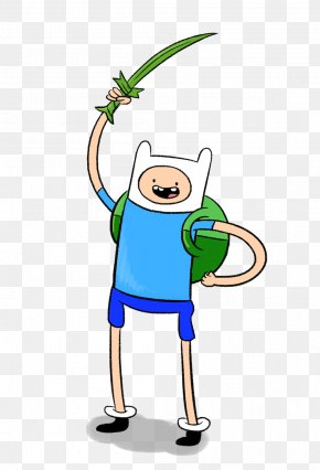 Finn The Human - Cartoon Human Behavior Tree Clip Art PNG