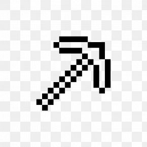 Minecraft Pickaxe - Minecraft Coloring Book 爬行者 Drawing PNG