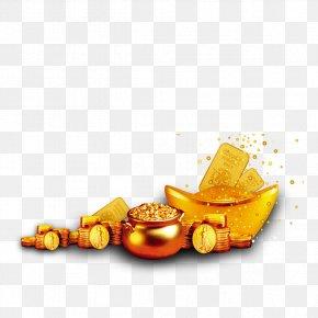 Gold - Gold U5143u5b9d PNG