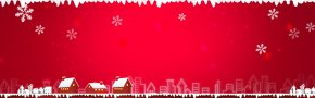 Magenta Rectangle - Merry Christmas Happy New Year Christmas Background PNG