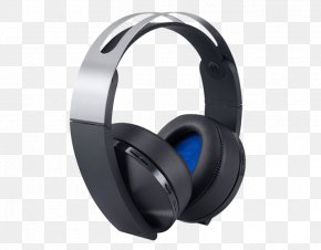 Playstation Accessory - PlayStation VR Xbox 360 Wireless Headset PlayStation 4 Sony PlayStation Platinum Headset PNG
