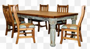 Table - Table Chair Dining Room Santa Rita Furniture PNG