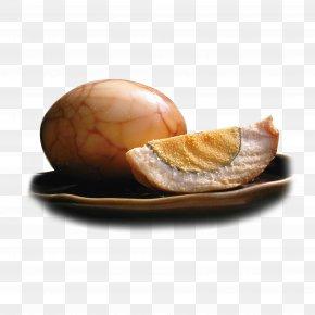 Boiled Eggs,China's Tongue - Tea Egg Soy Egg Breakfast Boiled Egg PNG