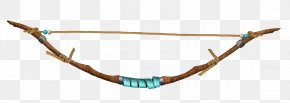 Ancient Battle Bow - Bow And Arrow PNG
