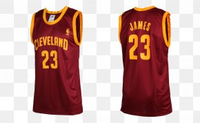 NBA Jerseys - NBA All-Star Game Cleveland Cavaliers T-shirt Basketball PNG