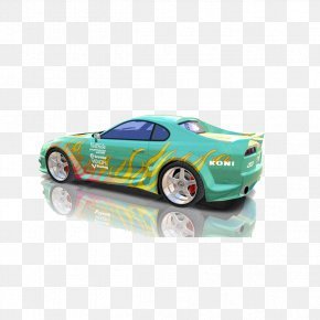 Cartoon Car - Street Racing Syndicate PlayStation 2 GameCube Toyota Supra Car PNG