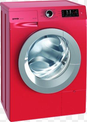 Washing Machine - Washing Machine Gorenje Kitchen Bathroom PNG