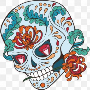 Book - Gothic Coloring Books For Adults: 2017 Day Of The Dead Coloring Book (+100 Pages) Calavera PNG