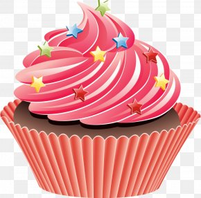 Cupcake Cliparts - Cupcake Muffin Frosting & Icing Clip Art PNG