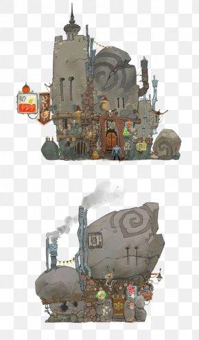 Castle - WildStar Concept Art Work Of Art Video Game PNG