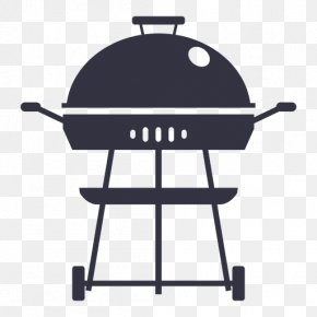 Barbecue Grill Smoking Grilling Charcoal, PNG, 1000x1000px