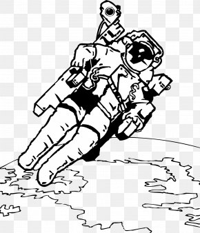 Astronaut - Extravehicular Activity Astronaut Clip Art PNG
