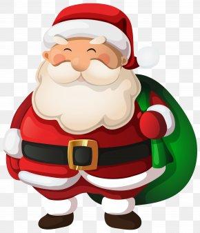 Santa Claus Clip Art Image - Santa Claus USB Flash Drive Memory Stick Flash Memory SanDisk Cruzer PNG
