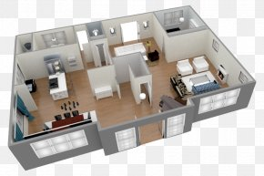 3D Floor Plan - 3D Floor Plan House Plan Virtual Tour PNG