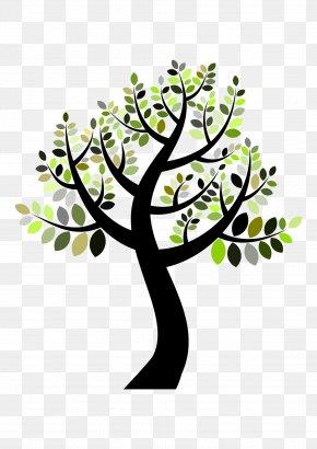 Tree Top - Tree Trunk Clip Art PNG