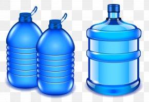 Bottle - Bottled Water Drinking Water Clip Art PNG