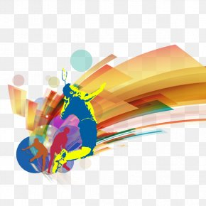 Badminton Poster PNG