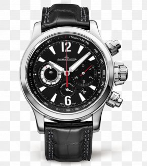 Jaeger Black Male Watch Sports Watch - Jaeger-LeCoultre Chronograph Automatic Watch Movement PNG
