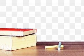 Table Wood - Stack Of Books PNG