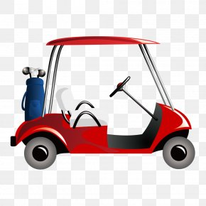 Golf Car - Golf Course Golf Club Tee PNG