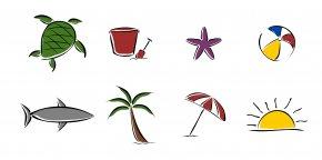 Brach Cliparts - Beach Free Content Clip Art PNG