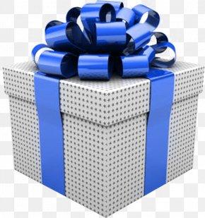 Gift Box - Gift Box Christmas Ribbon PNG