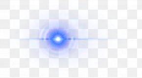 Flare Lens HD - Blue Pattern PNG