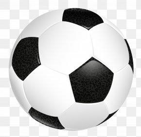 Soccer Ball Transparent Clipart - Football Clip Art PNG