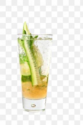 Lime Ice Drink - Caipirinha Tea Mojito Mai Tai Rum And Coke PNG