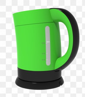 Kettle - Electric Kettle Small Appliance Electric Water Boiler Home Appliance PNG