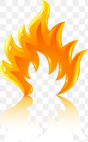 Dancing Flames - Fire Flame Combustion Clip Art PNG