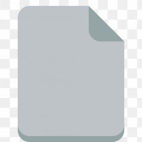 File Empty - Angle Aqua Font PNG