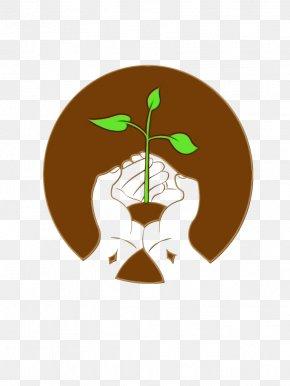 Plant Stem Symbol - Green Leaf Tree Logo Plant PNG