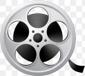 Film Reel - Photographic Film Reel Clip Art PNG