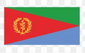 Flag - Flag Of Eritrea Flag Of Libya Flag Of The Comoros PNG