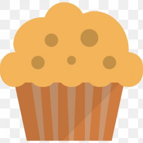 Scrambled Eggs - Muffin Cupcake Bakery Chocolate Cake PNG