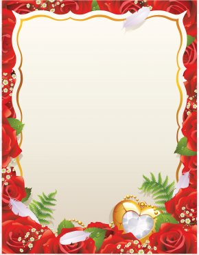 Greeting - Wedding Invitation Greeting & Note Cards PNG