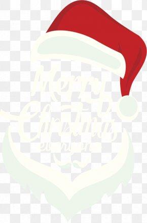 Santa Claus Head Card - T-shirt Hoodie Bluza Neckline Sweater PNG